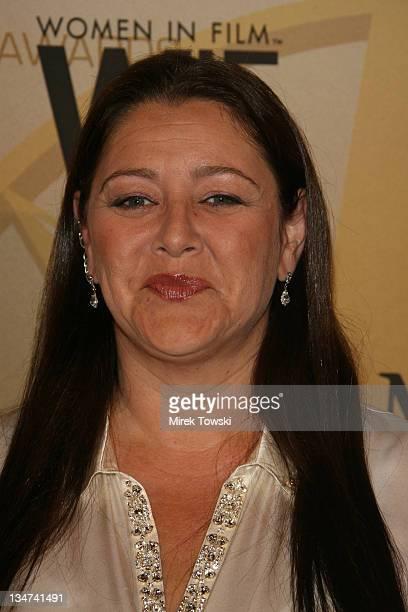 Camryn Manheim during 2006 Women in Film Crystal Lucy Awards at Hyatt Regency Century Plaza Hotel in Century City CA United States