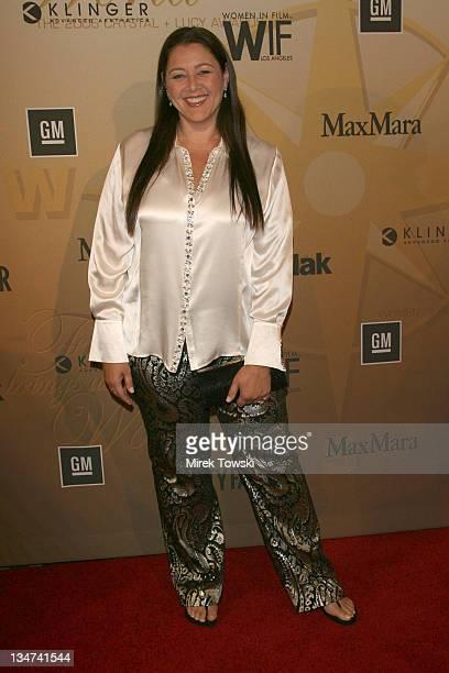 Camryn Manheim during 2006 Women in Film Crystal + Lucy Awards at Hyatt Regency Century Plaza Hotel in Century City, CA, United States.
