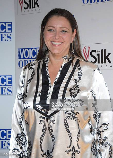 Camryn Manheim during 52nd Annual Village Voice Obie Awards at Jack H. Skirball Center for the Performing Arts in New York City, New York, United...