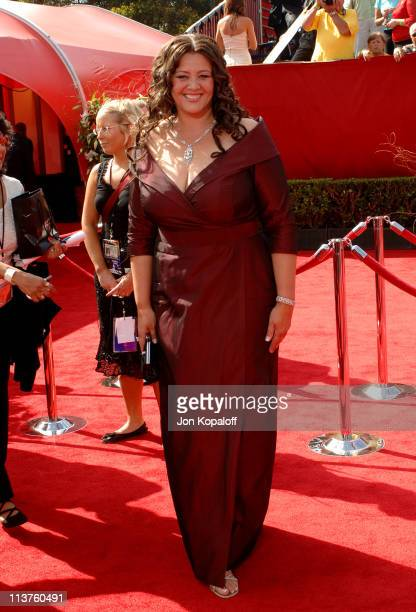 Camryn Manheim during 57th Annual Primetime Emmy Awards - Arrivals at The Shrine in Los Angeles, California, United States.