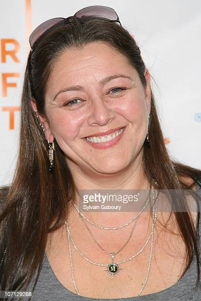 "Camryn Manheim during 6th Annual Tribeca Film Festival - Premiere of ""The Business Of Being Born"" - Red Carpet at Clearview Chelsea West Cinemas at..."