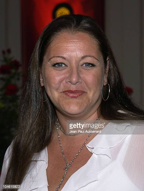 Camryn Manheim during ABC 2002 Summer Press Tour All - Star Party at Tournament House in Pasadena, California, United States.