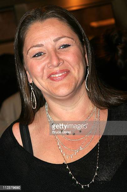 "Camryn Manheim during Billy Crystal Makes His Broadway Debut in ""700 Sundays"" at The Broadhurst Theater/Tavern on the Green in New York, NY, United..."