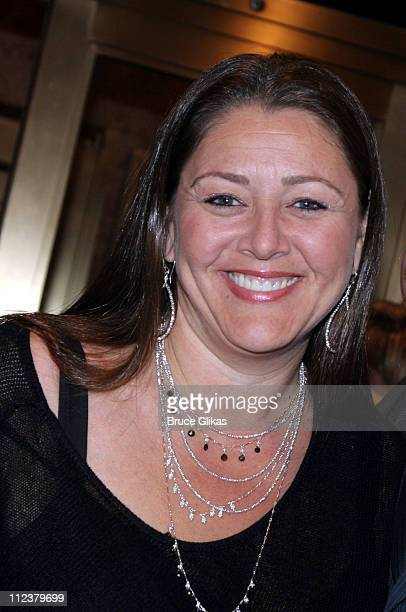 """Camryn Manheim during Billy Crystal Makes His Broadway Debut in """"700 Sundays"""" at The Broadhurst Theater/Tavern on the Green in New York, NY, United..."""