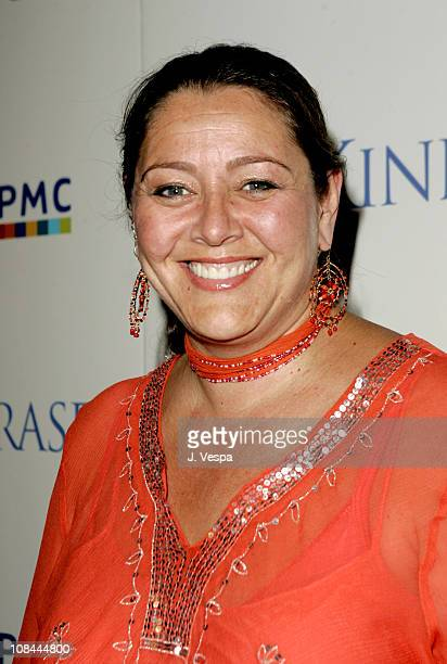 Camryn Manheim during Courteney Cox and Kinerase Host Fundraiser for The EB Medical Research Foundation Arrivals at Hammer Musuem in Los Angeles...