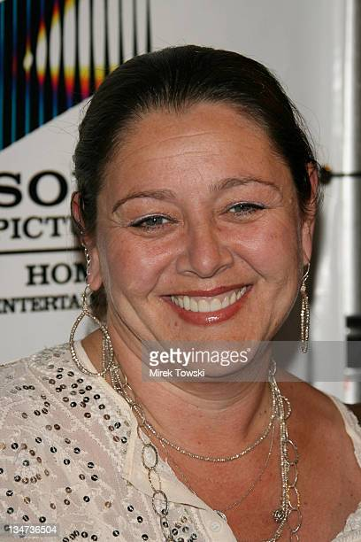 "Camryn Manheim during Eli Roth's Birthday and DVD Launch of ""Hostel"" at Rokbar in Hollywood, CA, United States."