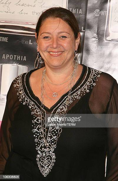 """Camryn Manheim during Launch Of """"L eau de parfum"""" Inspired by the TV Show """"The L Word"""" - Arrivals at Apothia at Fred Segal Melrose in West Hollywood,..."""