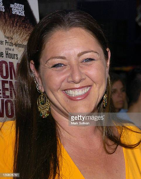 Camryn Manheim during Outfest 2004 Festival Closing Night and Los Angeles Premiere of A Home at the End of the World Red Carpet Arrivals at Mann's...