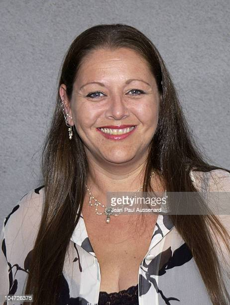 Camryn Manheim during Project Angel Food's Angel Awards 2002 at Project Angel Food in Los Angeles, California, United States.