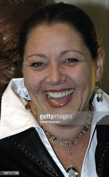 Camryn Manheim during Renee Taylor's OneWoman Stage Portrait An Evening With Golda Meir Premiere Engagement at The Canon Theater in Beverly Hills...