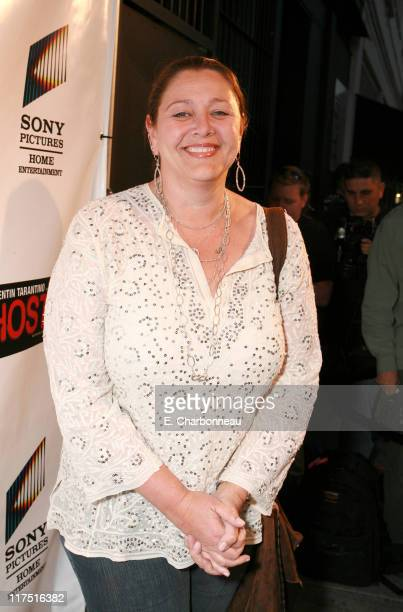 """Camryn Manheim during Sony Pictures Entertainment Celebrates Director Eli Roth's Birthday and the DVD Launch of His Film """"Hostel"""" at Rokbar in..."""