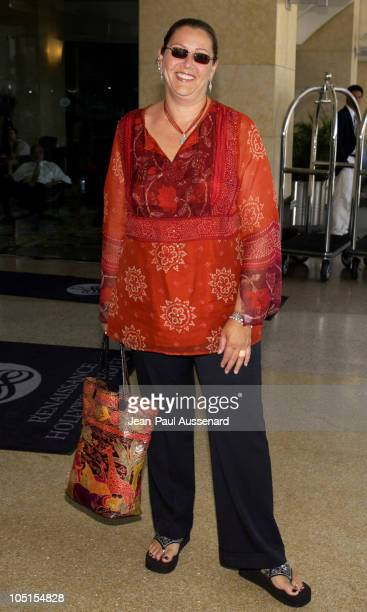 Camryn Manheim during Television Critics Association ABC Arrivals - Day Two at Renaissance Hotel in Hollywood, California, United States.