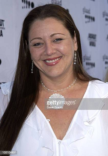 Camryn Manheim during The 14th Annual GLAAD Media Awards Los Angeles - VIP Reception at Kodak Theatre in Hollywood, California, United States.