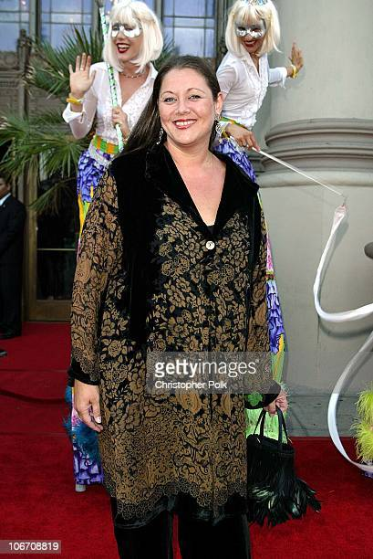 """Camryn Manheim during The Dream Foundation to Host Star-Studded Extravaganza Fundraiser- """"Le Cabaret Des Reves"""" at Park Plaza Hotel in Los Angeles,..."""