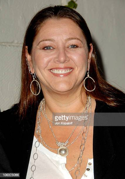 "Camryn Manheim during ""The Hoax"" Los Angeles Premiere - Arrivals at Mann's Festival Theater in Westwood, California, United States."