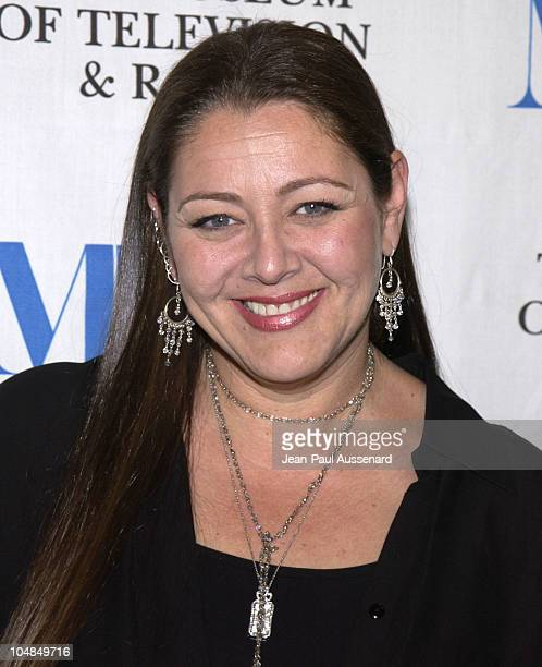 """Camryn Manheim during """"The Practice"""" Screening and Seminar at Museum of Television & Radio in Beverly Hills, California, United States."""