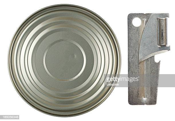 Can and opener