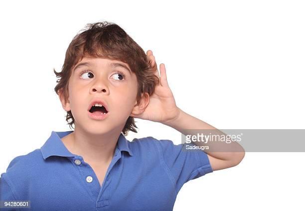 Kann ich hören etwas