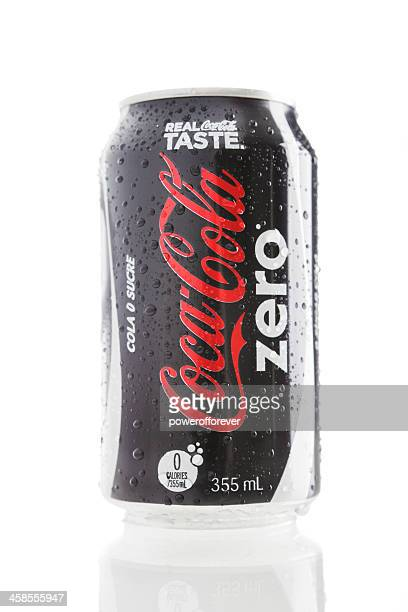 Lattina di Coca-Cola Zero