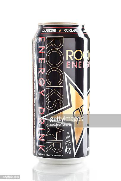 Can of Rockstar Energy Drink