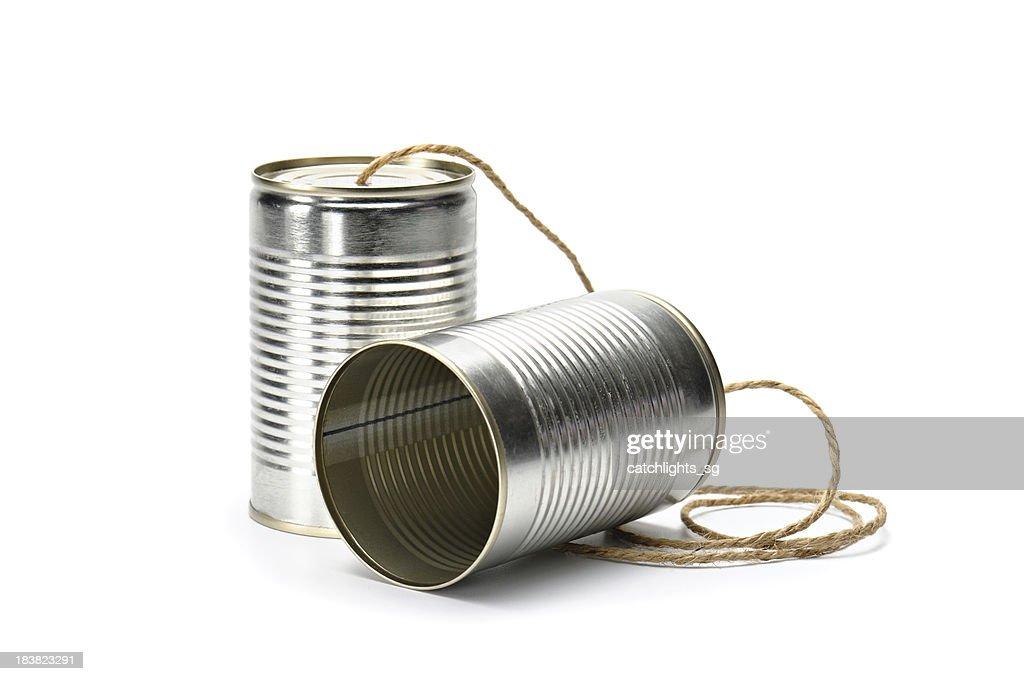 Can Phone : Stockfoto
