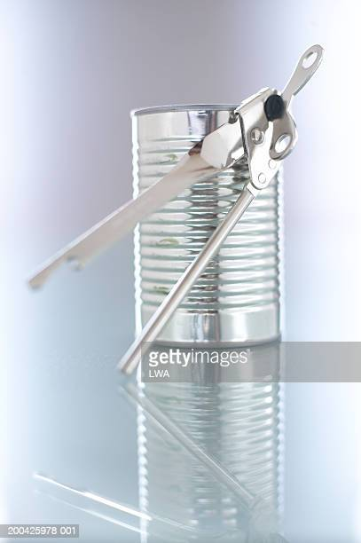 Can with can opener
