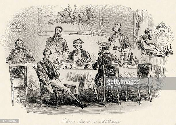 'Can you forgive her' 'Can you forgive her' by Anthony Trollope First published in 1864 and 1865 Caption reads 'I have heard' said Burgo' AT English...