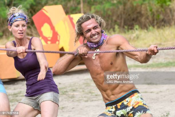 Can You Reverse the Curse Angela Perkins and Sebastian Noel on Survivor Ghost Island The Emmy Awardwinning series returns for its 36th season with a...