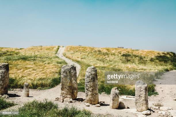 Canaanite monumental megaliths