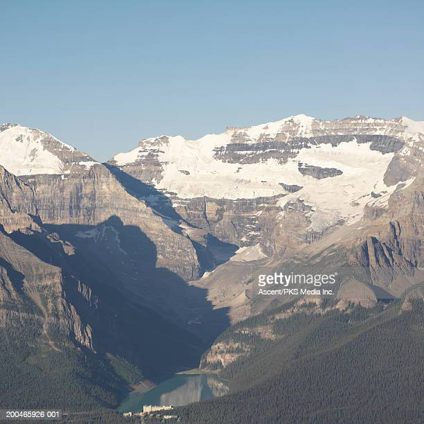 Canada, Alberta, Banff National Park, Chateau Lake Louise