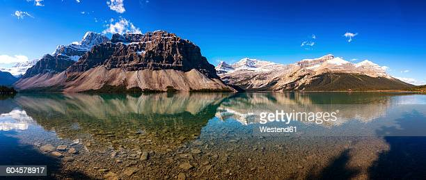 Canada, Alberta, Bow Lake, Icefields Parkway, Jasper National Park