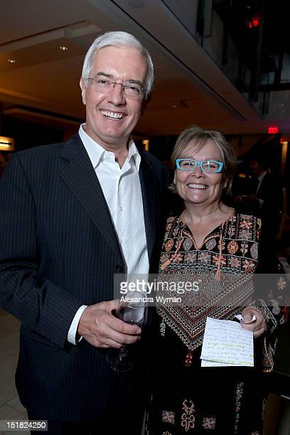 Canada Board members Mike Green and Jacquie Green attend the FINCA Canada Fundraiser At TIFF 2012 during the Toronto International Film Festival on...