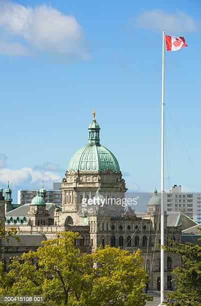 Canada, British Columbia, Victoria, Parliament Building