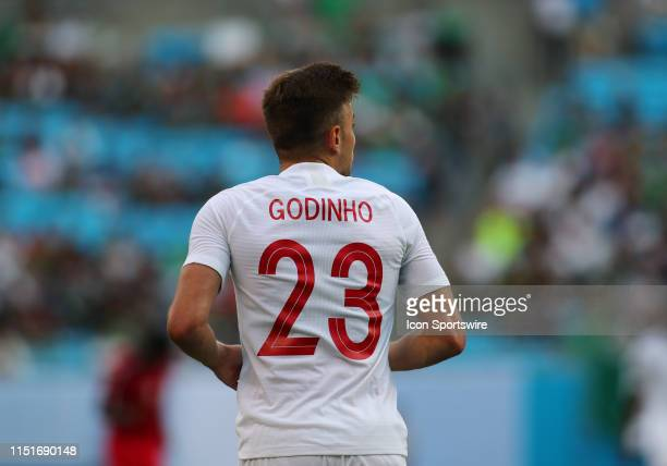 Canada defender Marcus Godinho during the 2nd half of the CONCACAF Gold Cup game with Canada versus Cuba on June 23rd at Bank of America Stadium in...
