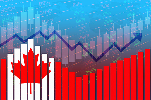 Canada Economy Improves and Returns to Normal After Crisis 1247171732