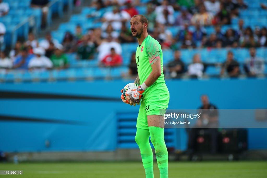 SOCCER: JUN 23 CONCACAF Gold Cup Group A - Canada v Cuba : News Photo