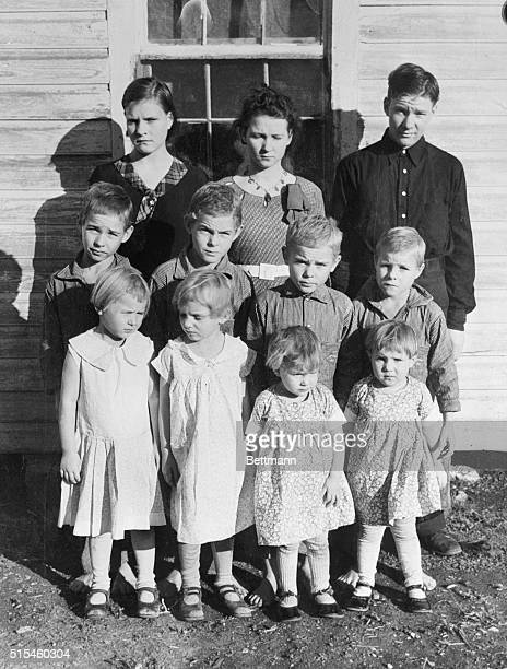 Canada has the Dionne quintuplets Dallas has the Hamm doublequintet There are eleven children in the family of Bruen E Hamm of this city made up of...
