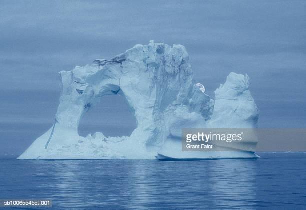 Canada, Newfoundland, iceberg