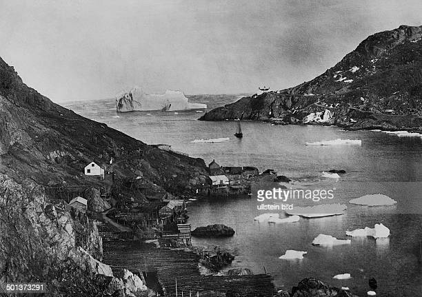 Canada Newfoundland St Johns the harbour date unknown photo taken by FranzOttoKoch