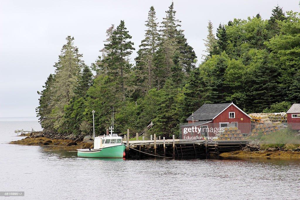 Canada Nova Scotia Eastern Shore Atlantic Coastl Maritime Provinces