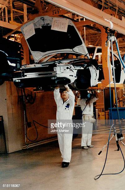Canada Ontario Bramalea Chrysler Plant