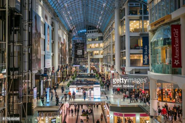 canada, ontario, interior - shopping mall stock pictures, royalty-free photos & images