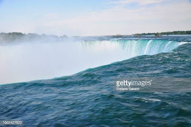 Canada, Ontario, niagara falls by canadian side