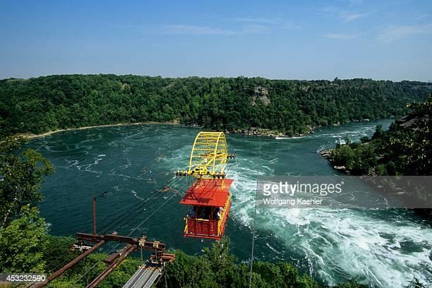 Canada Ontario Niagara Falls Gorge Niagara River Whirlpool Aero Car