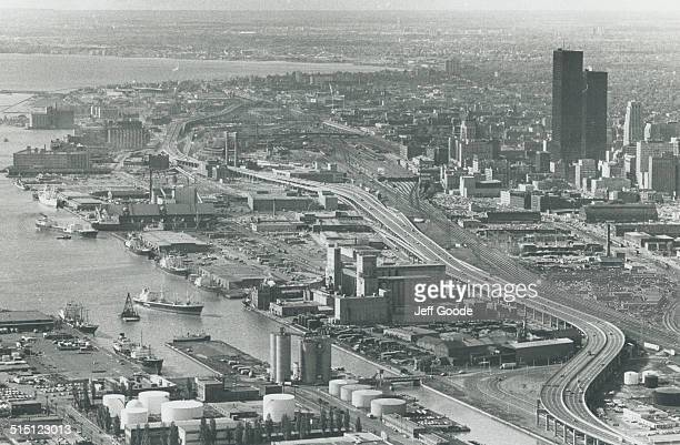 Canada - Ontario - Toronto - Aerial Views 1960-63