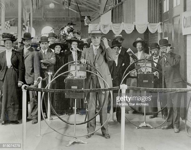 Canada Ontario Toronto Exhibitions CNE 1879 1909