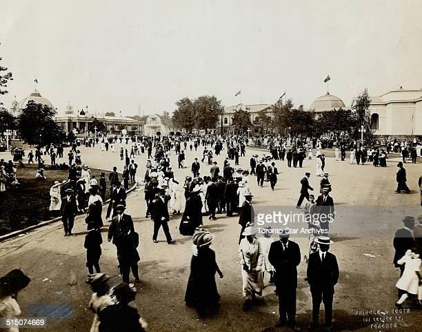 Canada - Ontario - Toronto - Exhibitions - CNE - 1910 - 1919