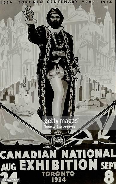 Canada - Ontario - Toronto - Exhibitions - CNE - 1930 - 1939