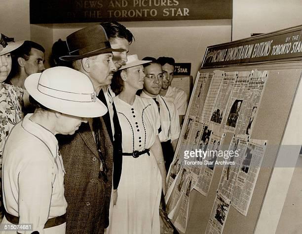 Canada - Ontario - Toronto - Exhibitions - CNE - 1940 - 1949