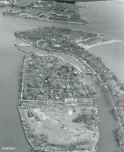 Canada Ontario Toronto Island 1960 1969